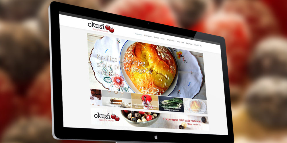 Okusi.eu – Taste the world