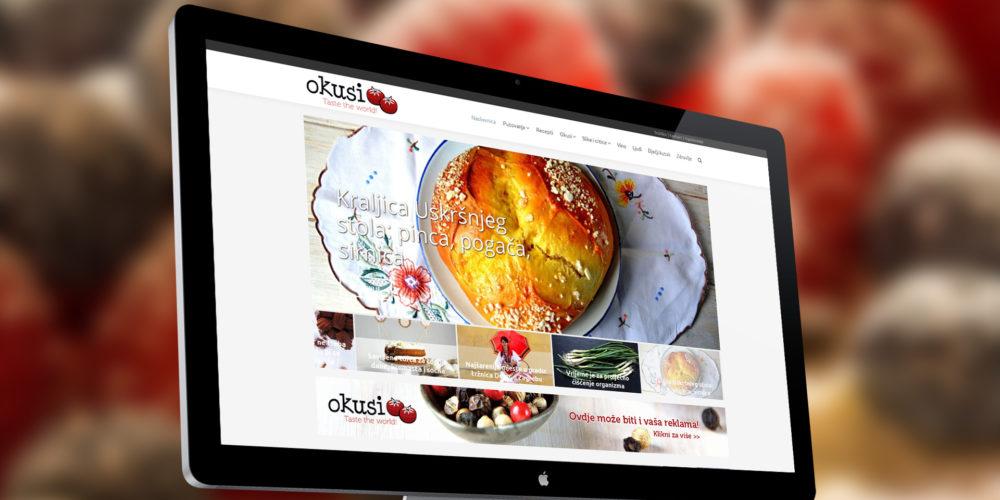 Okusi.eu – Taste the world