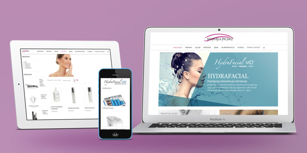 Manuela Picard Beauty Studio – Web