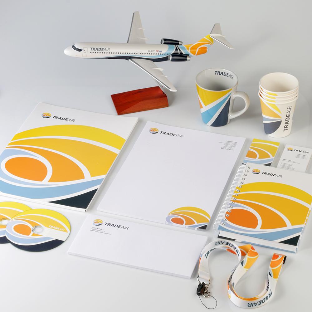 Trade Air – Branding