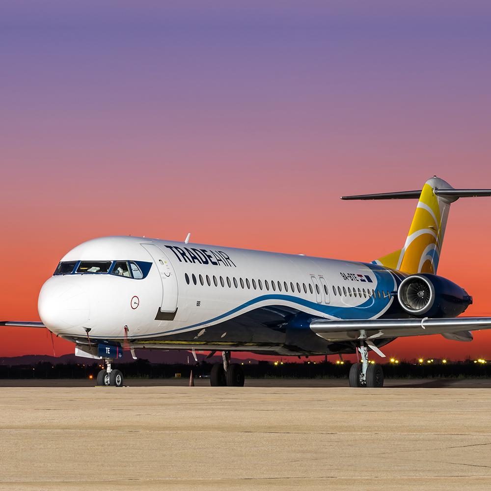 Trade Air – Aircraft livery