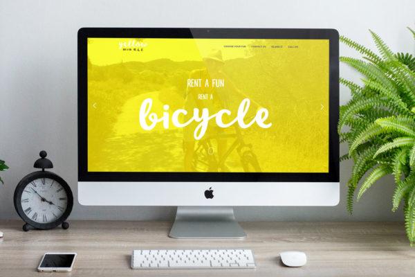 Yellow rent a fun – Web